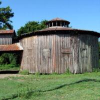 Cotton Storage House