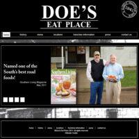 Eat at does